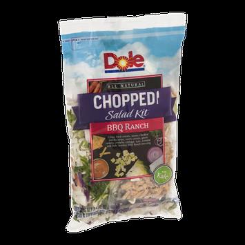 Dole All Natural Chopped Salad Kit BBQ Ranch