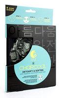 Berry Moon Charcoal Detoxify & Soften Sheet Masks