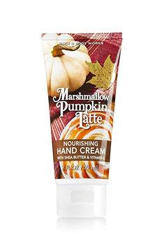 Bath & Body Works® Marshmallow Pumpkin Latte Nourishing Hand Cream