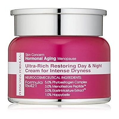 Physicians Formula Hormonal Aging/Menopause Ultra-Rich Restoring Day & Night Cream For Intense Dryness