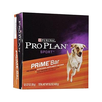 PRO PLAN® SPORT®  PRIME™ Bar Nutritional Supplements For Dog