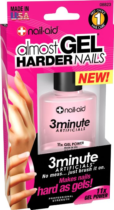Nail-Aid 3 Minute Artificials