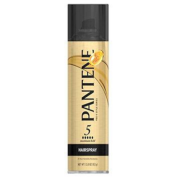 Pantene Pro-V Maximum Hold Aerosol Hair Spray, 11 oz