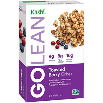 Kashi® GOLEAN® Toasted Berry Crisp Cereal