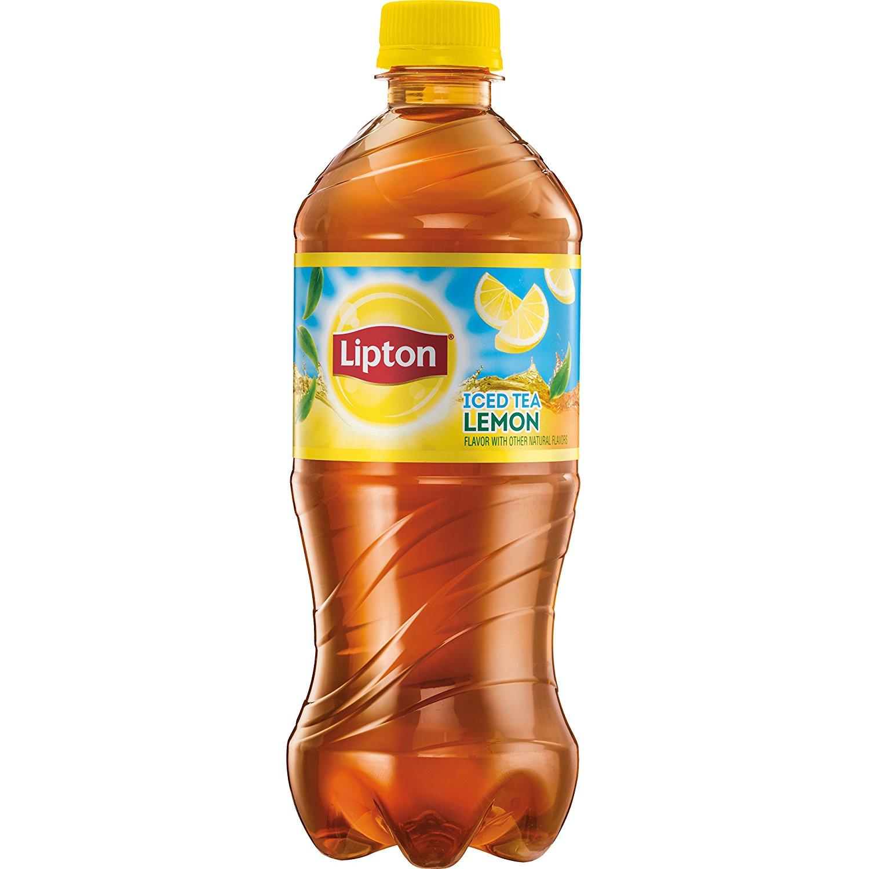 Lipton Black Iced Tea Lemon