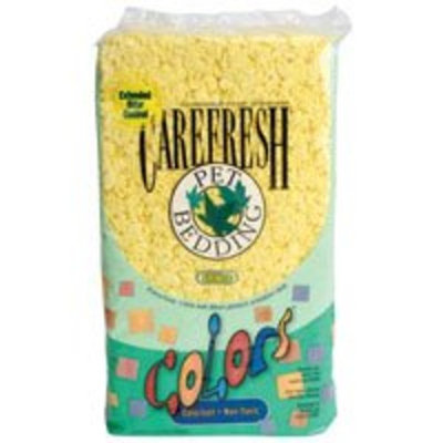 CareFresh Bedding - Yellow - 23 L