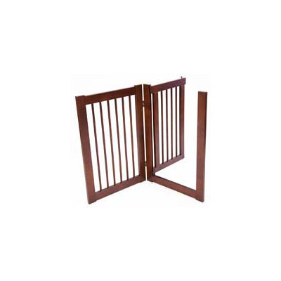 Primetime Petz Extension Kit with Door in Walnut