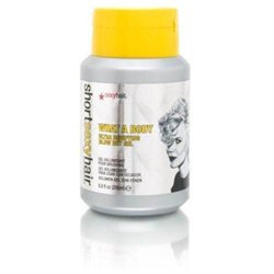Sexy Hair - Short Sexy Hair - What A Body Ultra Bodifying Blow Dry Gel 150ml