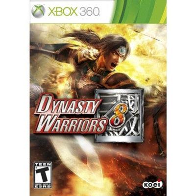 Xbox 360 Game Dynasty Warriors 8