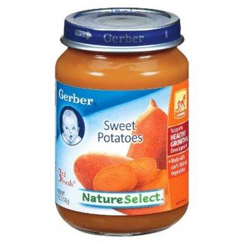 Gerber 3rd Foods Sweet Potatoes - 6.0 oz. (12 Pack)