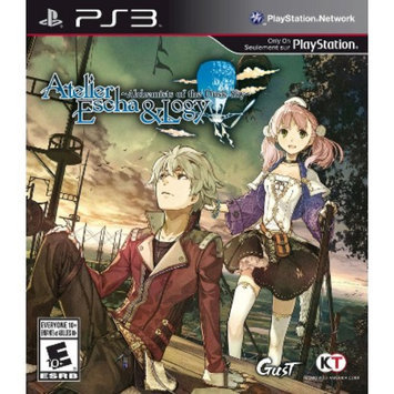 Tecmo KOEI Atelier Escha and Logy - Alchemists of the Dusk Sky (PlayStation 3)