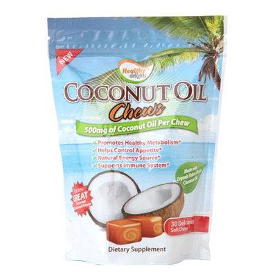 Healthy Delights Coconut Oil Chews 500mg