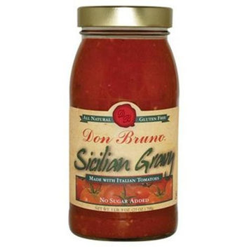 Roland Corporation Us American Roland Food 85512 Donbruno All Natural Sicilian Gravy 25 Oz.