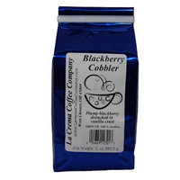 La Crema Coffee Blackberry Cobbler, 12-Ounce Packages (Pack of 2)