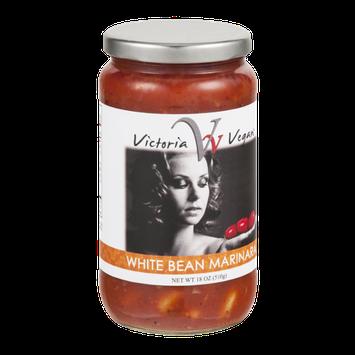 Victoria Vegan White Bean Marinara
