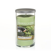 Yankee Candle Meadow Showers(tm) 12oz. Perfect Pillar 12 oz, Green
