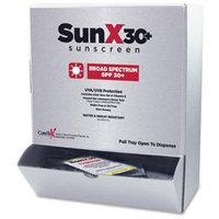 Coretex Products Sunx SPF30 Sunscreen Towelette