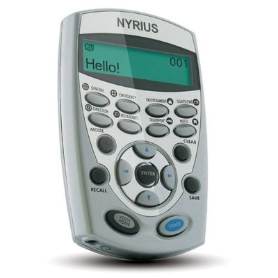 Svat Nyrius LT12 12 Language Global Digital Talking Translator Foreign Pocket-Sized Electronic Speaking Dictionary