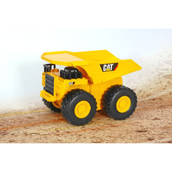 Toy State TOY STATE INDUSTRIAL CORP. CATERPILLAR Rev It Up Dump Truck - TOY STATE INDUSTRIAL CORP.