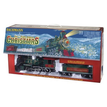 Bachmann Trains Night Before Christmas Large