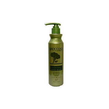 ICI Natural Broccoli Antioxidant Body Wash Enhanced With Broccoli & Grape Seed 11 Fl.Oz.