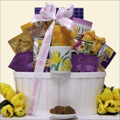 Greatarrivals Gift Baskets Zen Blend: Coffee & Tea Birthday Gift Basket