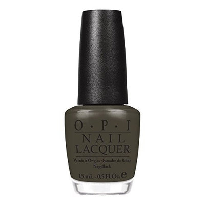 OPI Nail Lacquer, Touring America Collection, Uh-Oh Roll Down The Window, 0.5 Fluid Ounce