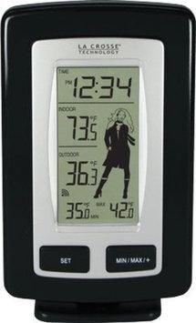La Crosse Technology Wireless Temperature Station with Advanced Icon