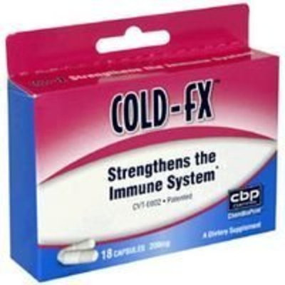 Cold-FX CVT-E002