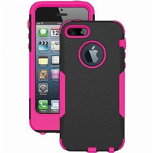 Trident Case Ag-iph5-pnk Iphone 5 Aegis Case
