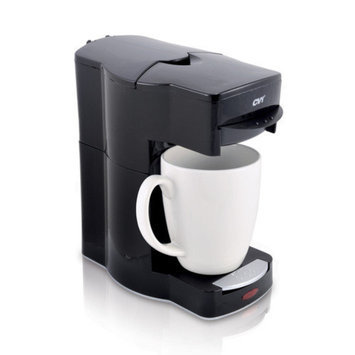 Cafe Valet Classic Single Serve Coffee Maker (Filter Brew Basket Not Included)