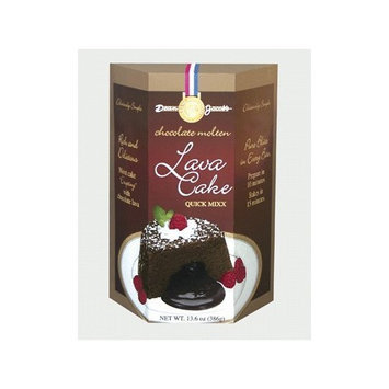 Dean Jacob's Molten Chocolate Lava Cake Quick Mixx