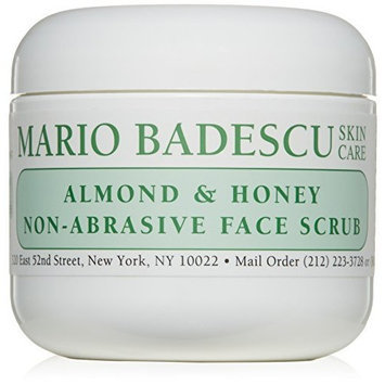 Mario Badescu Almond & Honey Face Scrub, 4 oz.