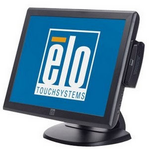 ELO Touch Solutions E210772 Desktop Touchmonitors 1515L AccuTouch - LCD monitor - 15 - touchscreen - 1024 x 768 - 200 cd/m2 - 450:1 - 21.5 ms - VGA - dark gray