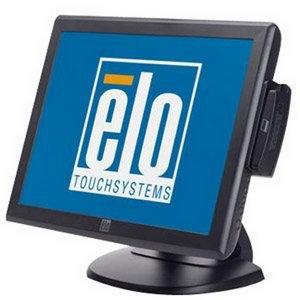 ELO Touch Solutions E210772 Desktop Touchmonitors 1515L AccuTouch - LCD monitor - 15 - touchscreen - 1024 x 768 - 200 cd/m2 - 450:1 - 21.5 ms - VGA - dark gray
