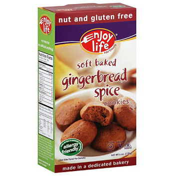 Enjoy Life Gingerbread Spice Cookies