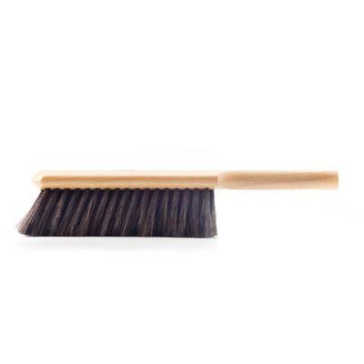 Fuller Brush 1906 Bench Brush, Black/Wood