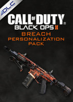 Treyarch Call of Duty: Black Ops II - Breach Personalization Pack