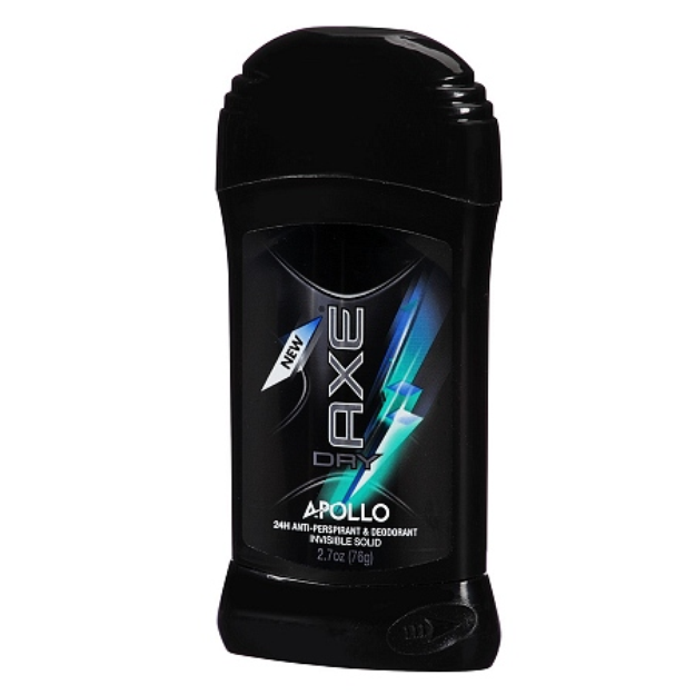 AXE Dry 24 Hour Anti-Perspirant Deodorant Invsible Solid
