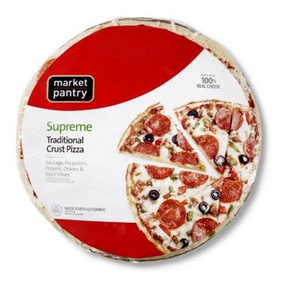 market pantry Market Pantry Supreme Pizza 22.85 oz