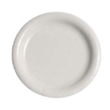 Solo Inc. Paper Plates Solo Bare Eco-Forward Clay-Coated Paper Plate