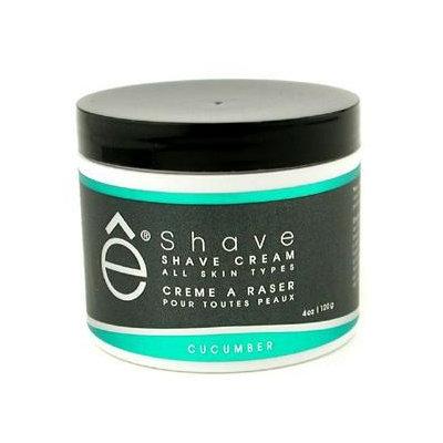 Eshave Shave Cream Cucumber 120G/4Oz