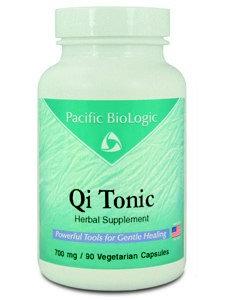 Pacific Biologic Qi Tonic 90 vcaps 90 vcaps