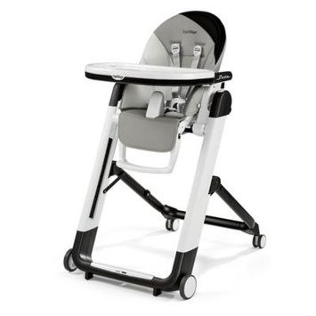 Babies R Us Peg Perego - Siesta High Chair - Palette Grey