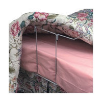 Quilt/Blanket Rack: Mabis Adjustable Blanket Support