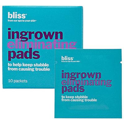 Bliss Ingrown Eliminating Pads 10 Pads
