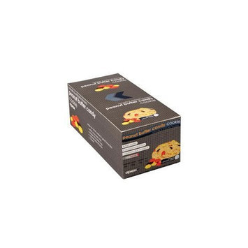 Apex Fitness Apex Peanut Butter Candy Cookie - 12 Box