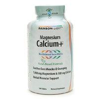 Rainbow Light Magnesium Calcium+