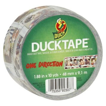 Duck Tape One Direction Duct Tape 1.88