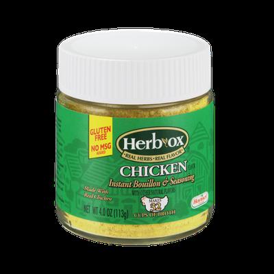Herb-Ox Chicken Instant Bouillon & Seasoning